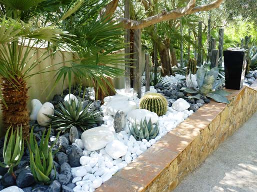 Awesome Jardin Rocaille Plantes Photos - Design Trends 2017 ...