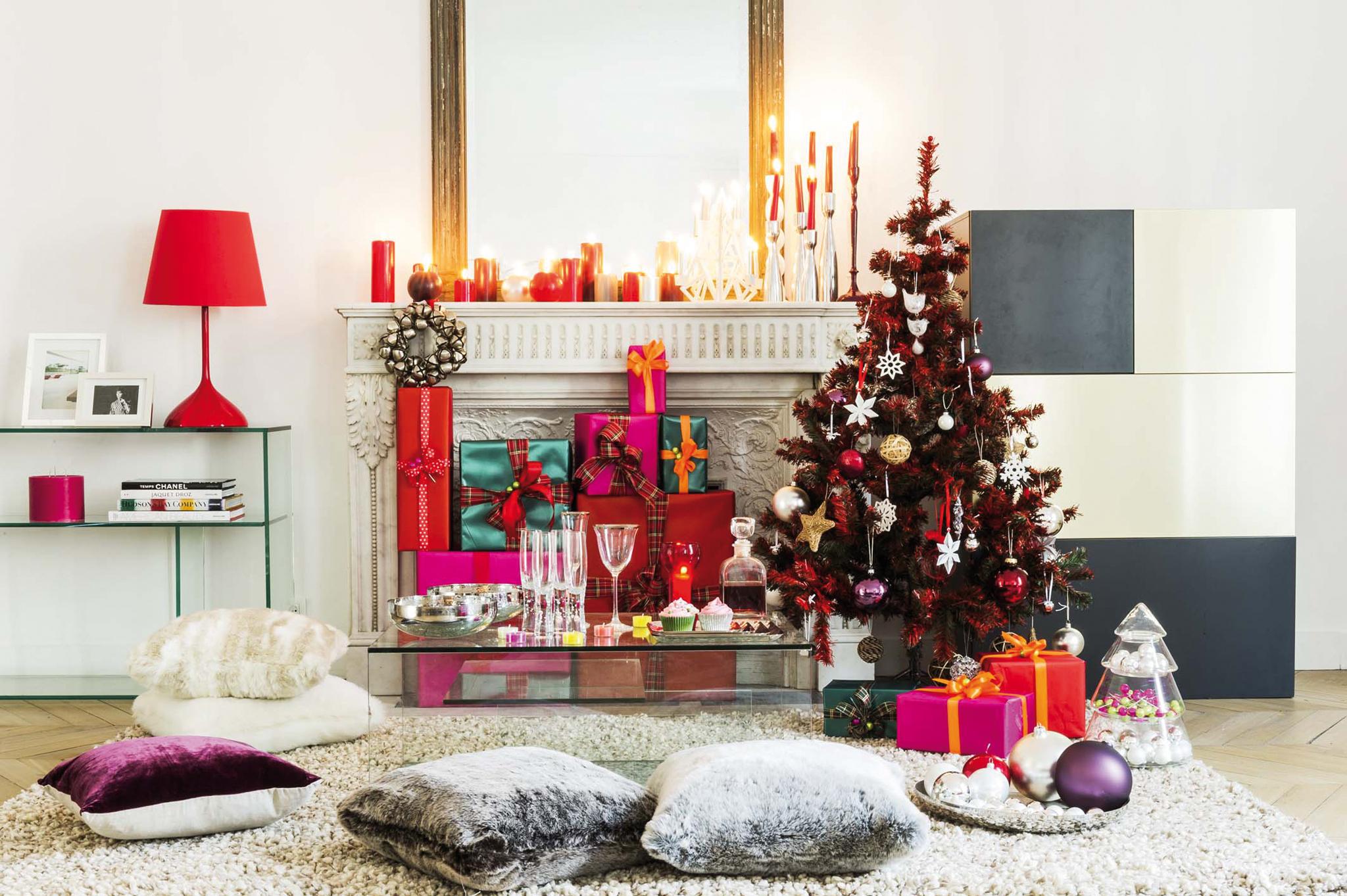 Des idées pour décorer sa maison pour Noel - Des astuces ...