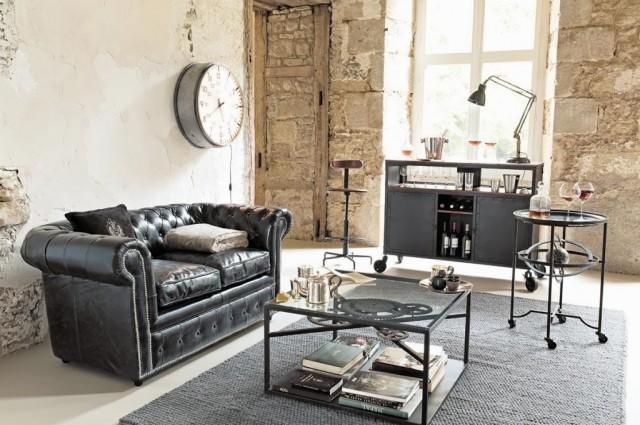 des astuces pour la d coration int rieure r nover son salon chacun son style. Black Bedroom Furniture Sets. Home Design Ideas
