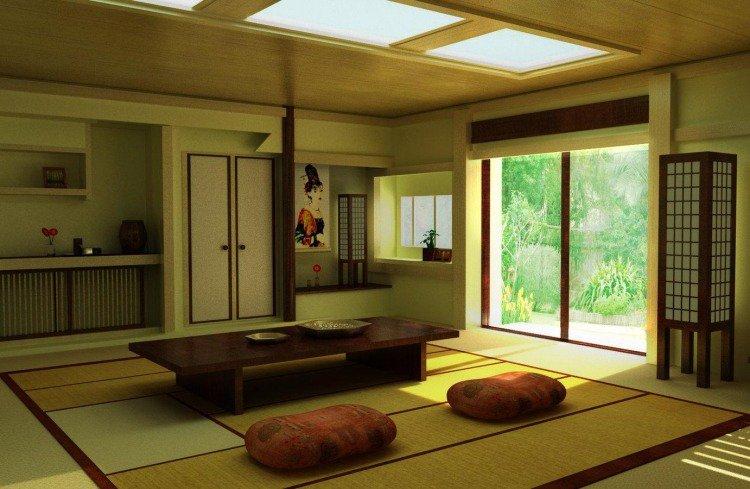 Des astuces pour la d coration int rieure mobilier for Mobilier japonais